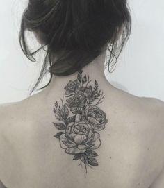 Gabriela Arzabe Creates Stunning Botanical Tattoos