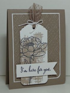 You've got this - Stampin' Up!