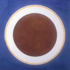 Kenneth Noland, Earthen Bound, 1960 on ArtStack #kenneth-noland #art