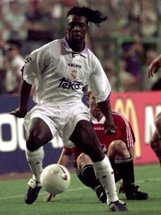 ..._Clarence Seedorf.  Real Madrid 1998