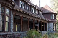 Historic Hellman-Ehrman Mansion Tour, south lake tahoe