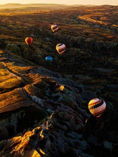 Cappadokia balloon - Nevsehir, Nevsehir