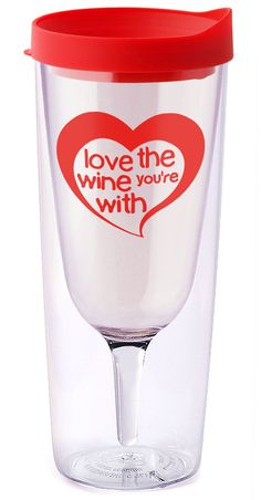 Vino2Go XL   Love the Wine You're With - 13 color options available. -http://store.theproductfarm.com/vino2go-xl-love-the-wine-youre-with/