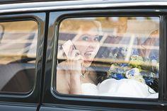 Wedding photography bride
