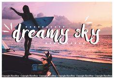 40 Dreamy Sky Photoshop Overlays JPG by ElyseBear on @creativemarket