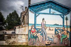 LE CIRCUIT DES MURS PEINTS - Angoulême - France  http://angouleme-hotels.argos.travel/a-decouvrir/26-le-circuit-des-murs-peints