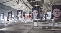 Kisd Graduation 2012 Exhibition by German Arefjev, via Behance