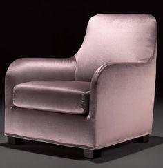 traditional armchair BENNY by Roberto Lazzeroni Casamilano