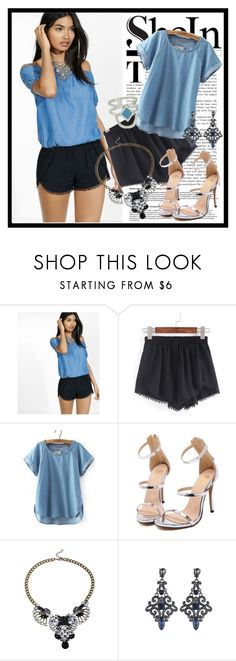 """""""SheIn"""" by diana97-i ❤ liked on Polyvore featuring Express and shein"""