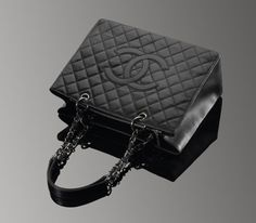 Large Chanel Shopper tote!  On my list of things to save for!