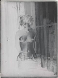 Man Ray – Lee Miller, Solarisation technique, c 1930