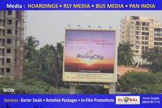 Banners Advertising Through Billboards for Concessioners At Prabhadevi - Global Advertisers