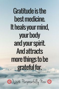 A tool for practicing gratitude - Tom Seaman
