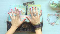 NEW!! // Travelers Notebook Junk Journals