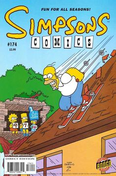 simpsons comic 174 | Simpsons Comics #174 - Owl or Nothing (Issue)
