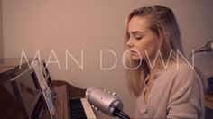 Man Down - Rihanna (Cover) by Alice Kristiansen