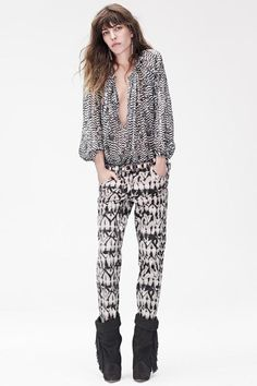 Empezó la cuenta regresiva: Isabel Marant para H&M también llega a Chile - Cranberry Chic