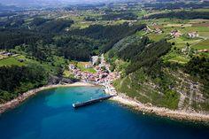 Tazones es uno de los núcleos marineros más bonitos de España. © Turismo Asturias - joaquinfanjul.com.