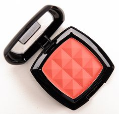 NYX powder blush in Cinnamon: don't be afraid of the brightness, this is very natural and pretty on. Nyx Powder, Face Powder, Nyx Makeup, Blush Makeup, Blush Dupes, Peach Blush, Gorgeous Makeup, Dead Gorgeous, Beautiful