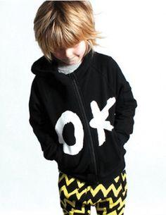 Buy Minti Black Furry Zip Up Hood