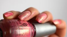 Nail art Sunday - Sandy nail vinyls