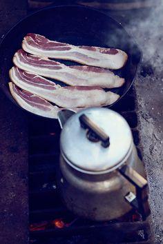 outdoor bacon