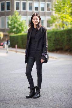 london street style 2015 - Google Search