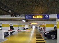 Lille - Parking souterrain