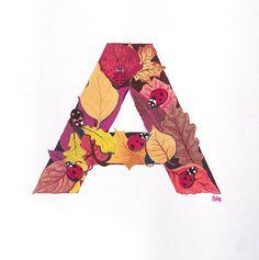 Letter Bug London, projeto traz ilustrações tipográficas
