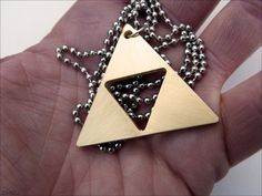 Triforce! Want? Yes. #geek