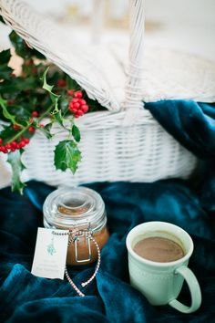 Healthy Hot Chocolate Mix
