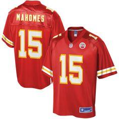 8cc5023a4 Patrick Mahomes Kansas City Chiefs NFL Pro Line Jersey - Red