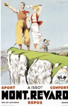 1930 Mont Revard 01