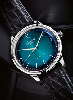 Glashütte Original Sixties Iconic Watches With Five New Dials