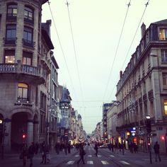 Ville de Nancy - Rue Saint-Jean Proposé par Marlène Cablé