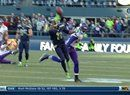 Percy Harvin's first catch as a Seahawk