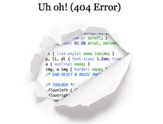 http://www.hongkiat.com/blog/60 Really Cool and Creative Error 404 Pages