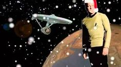 Here Comes Enterprise- Merry Trekmas with Rick Moyer, via YouTube.