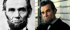 """Abraham Lincoln, 16th President of the United States (March 4, 1861 – April 15, 1865).  Daniel Day-Lewis in the film """"Lincoln""""."""