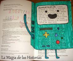 La magia de las historias: ¡Nueva sección! Destroza este diario (1)