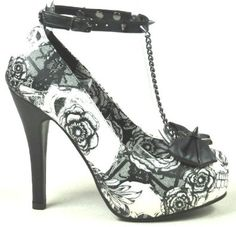 Iron Fist - Shotgun Platform: Amazon.co.uk: Shoes & Accessories