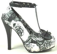 Iron Fist - Shotgun Platform: Amazon.co.uk: Shoes & Accessories