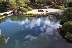 By Yuichi Azuma via Google + Adachi Museum, Japanese Gardens, River, Google, Outdoor, Beautiful, Outdoors, Outdoor Games, The Great Outdoors