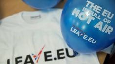 May 26, 2016 9:31PM EDT - Vote Leave campaign rallies after government data shows EU immigration is 'hopelessly out of control'