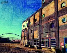 """""""Oude Honig Complex"""" Nijmegen, Netherlands"""