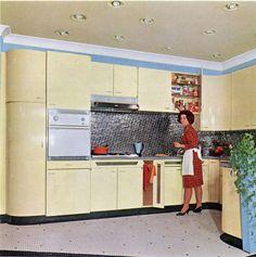 33 meilleures images du tableau Cuisine Formica | Vintage kitchen ...