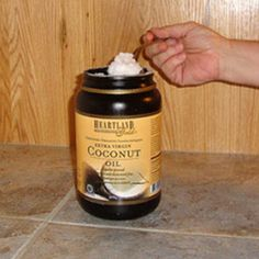 Coconut oil for treating Alzheimer's disease and dementia