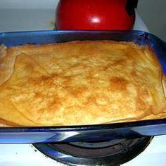 Tiropita (Greek cheese pie)