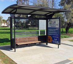 Bus stop (parada de autobús)