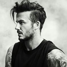 The gorgeous Mr Beckham ♡